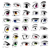 Eyes Practice by Takeuchi15