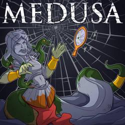 Medusa (cover illustration) by KavallierNC