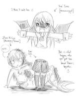 VK: MANANANGGAL.. XD by Nichproductions