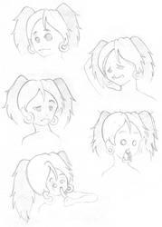 Sketch - Debbie