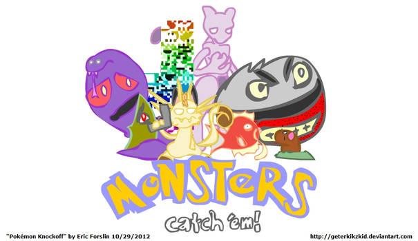 Pokemon Knockoff