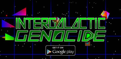 Intergalactic Genocide banner