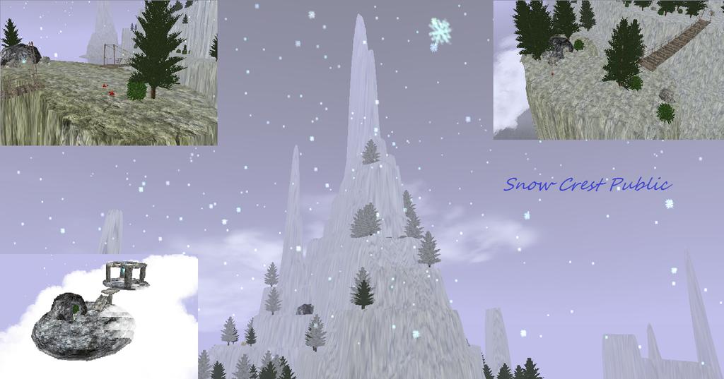 SnowCrest-Public by KuroChiWolf