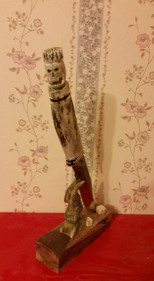 Jacks Custom Knives by Deena-Lee-Sauve