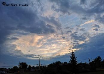 Blue Skies by Deena-Lee-Sauve