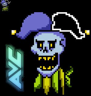 Ghostevil Sprite Recreation