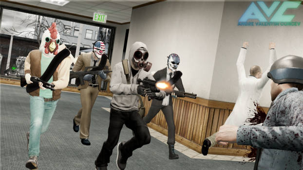 If Simon Was In Payday
