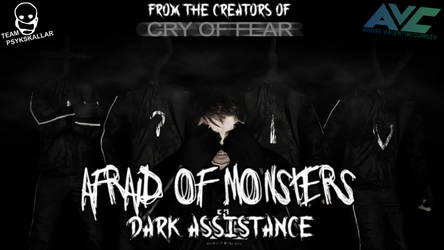 Afraid of Monsters: Dark Assistance Poster
