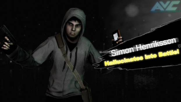 Simon Henriksson Hallucinates into Battle! (V.2)