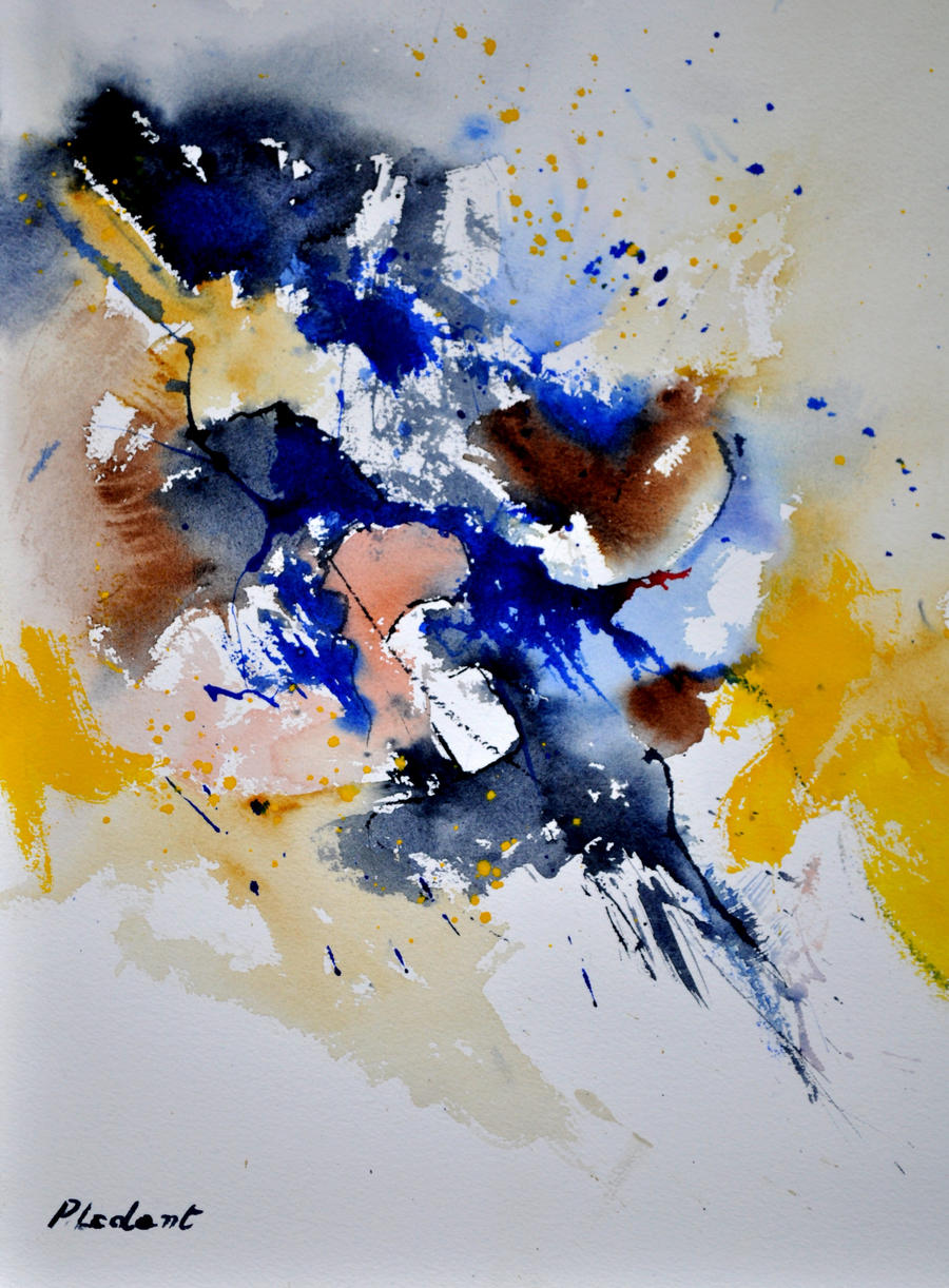 Watercolor abstract 111160 by pledent on deviantart for How to paint abstract with watercolors