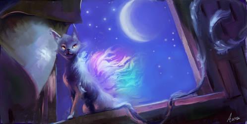 dreamcat (AnoxisGate Commission)