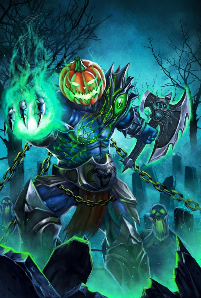 Jack O Lantern  Regular by DeadManAwake on DeviantArt