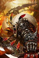 Wolf King _ Advanced by DeadManAwake
