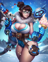 Best Chubby Girl - Mei ( Glass version )