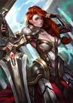 Astrid - Arena of Valor