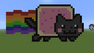 Nyan Cat by BenderOfMoon