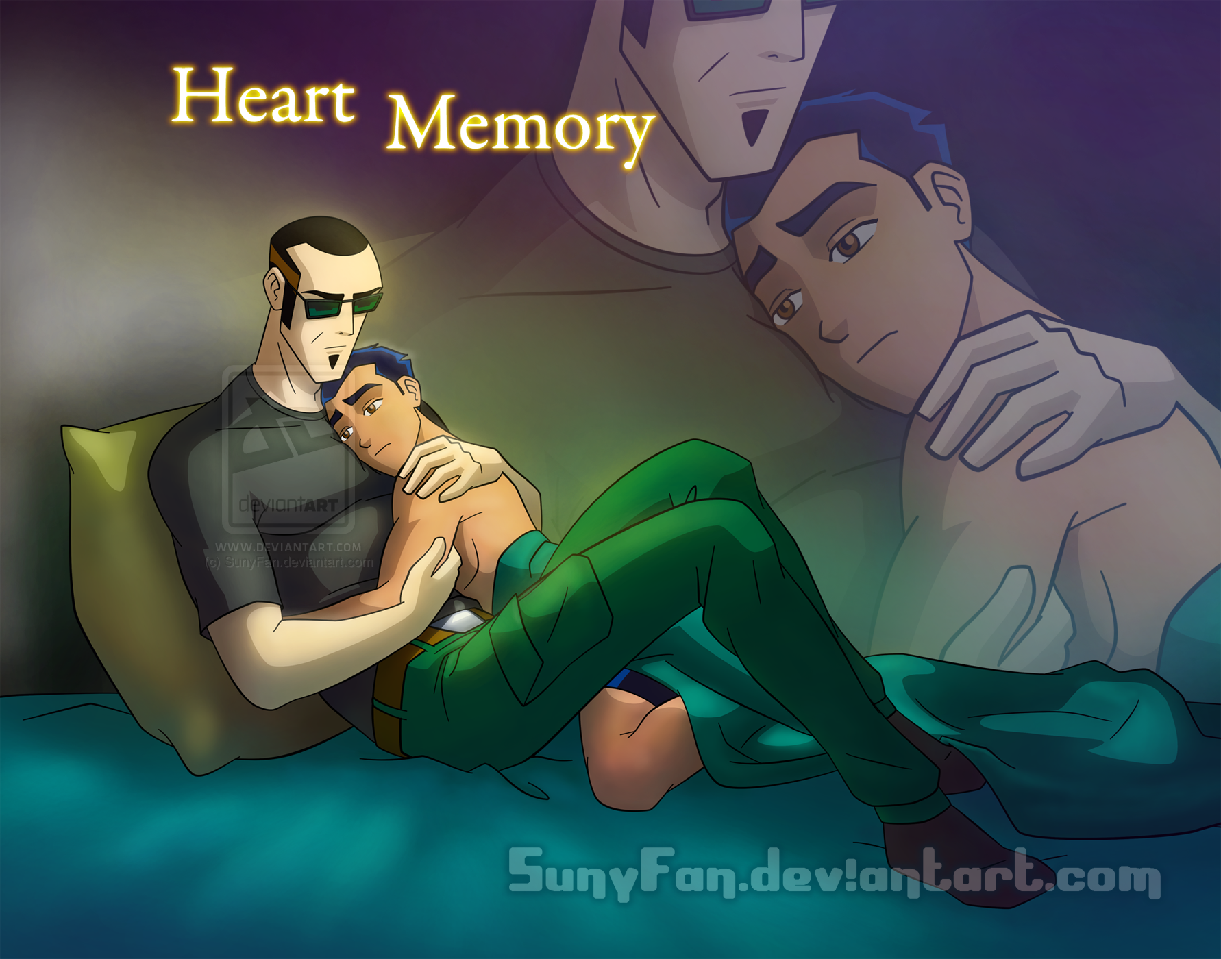 Heart Memory by SunyFan
