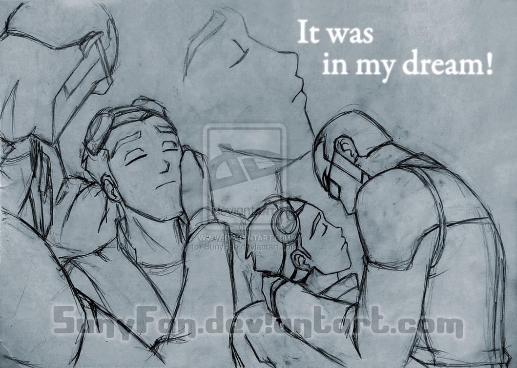 It was in my dream! by SunyFan