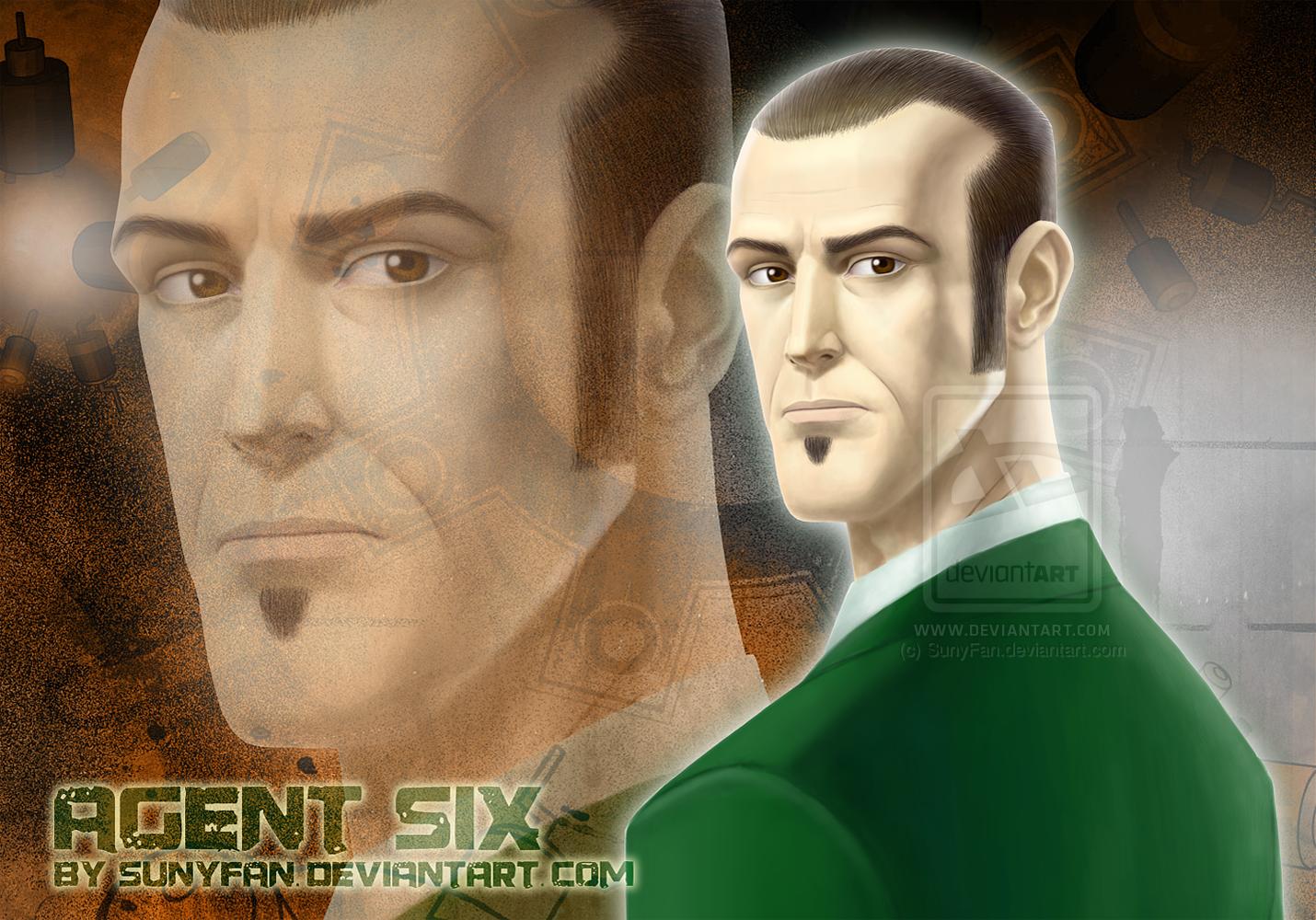 Generator Rex - Agent Six - Real Life by SunyFan