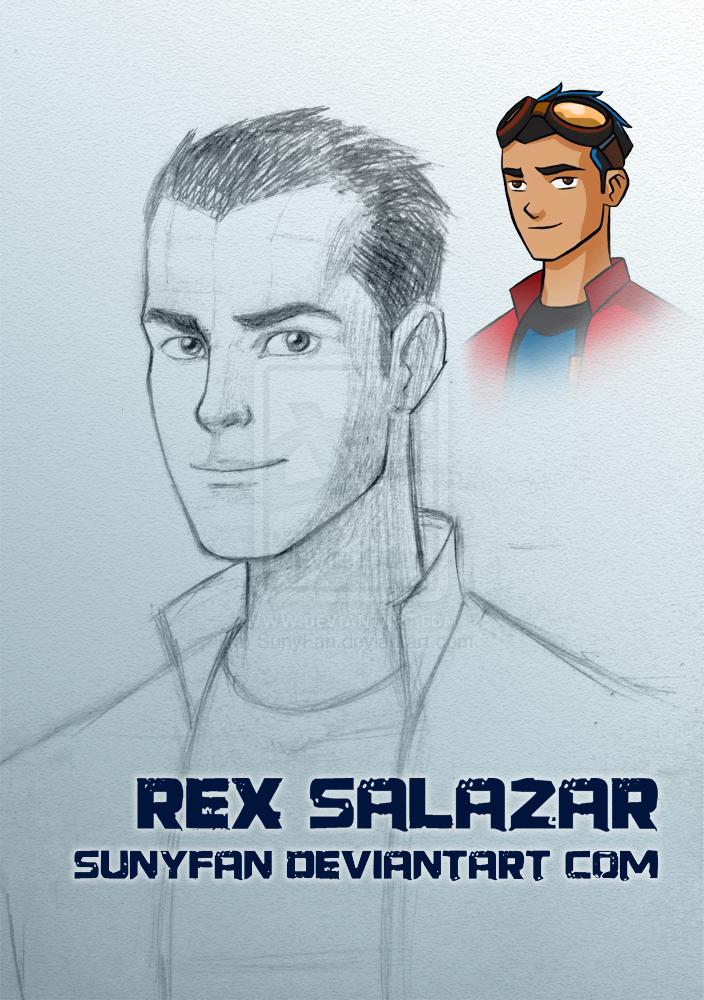 Rex Salazar by SunyFan