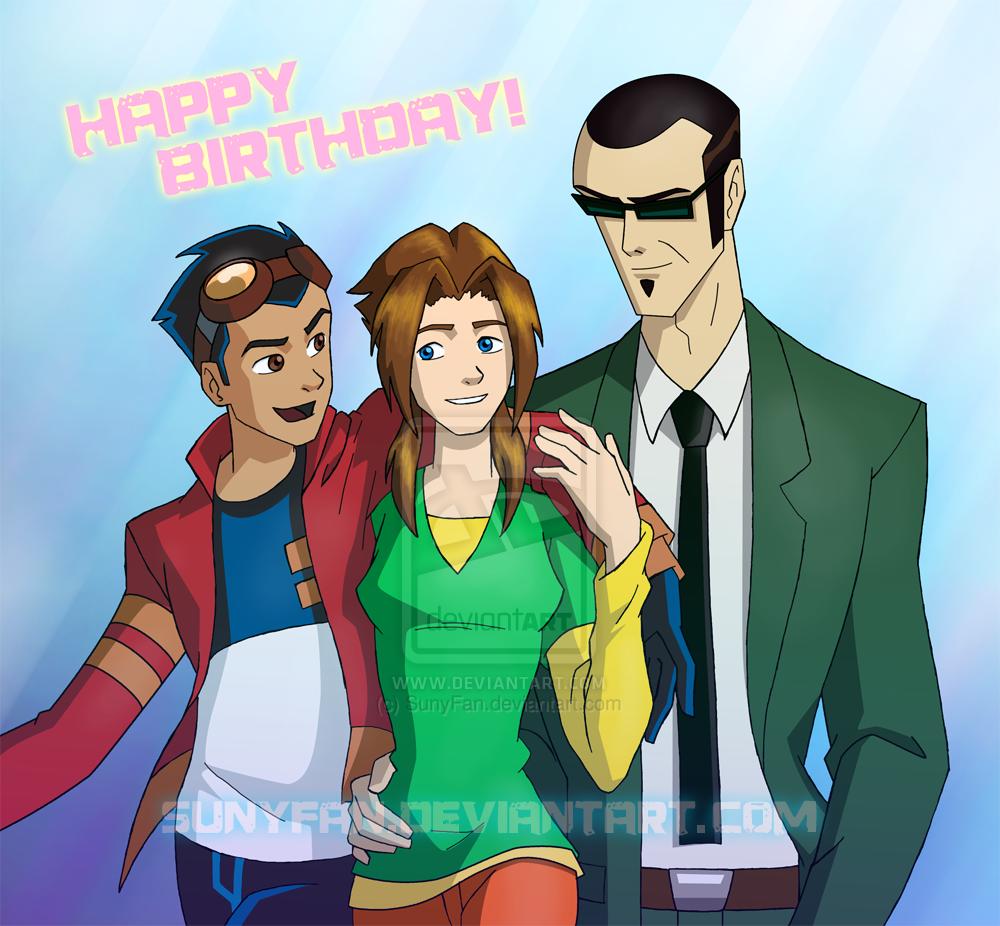 Happy B-day! by SunyFan