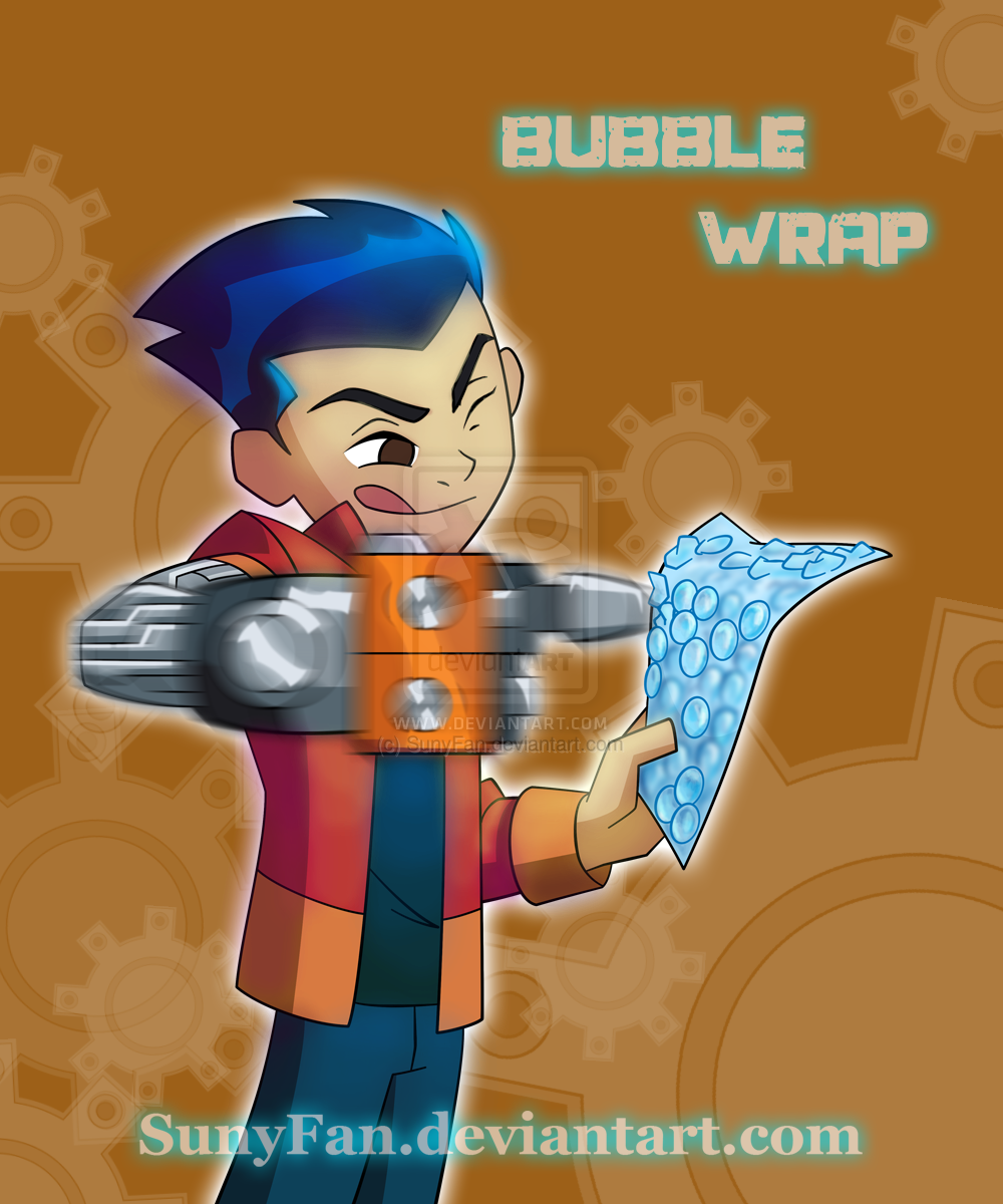 Bubble Wrap by SunyFan