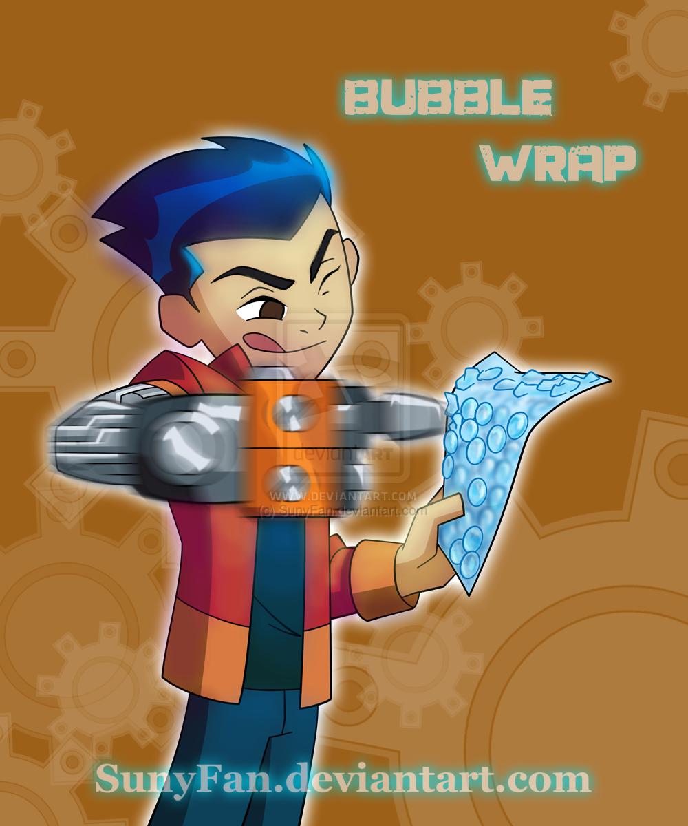 Bubble Wrap by SunyFan