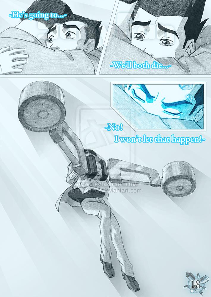 GenRex Manga - 18 by SunyFan