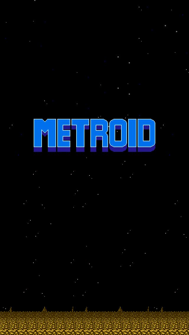 Metroid NES IPhone 5s Wallpaper By Matdemo159