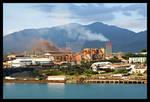 Port of Noumea by jeg-images