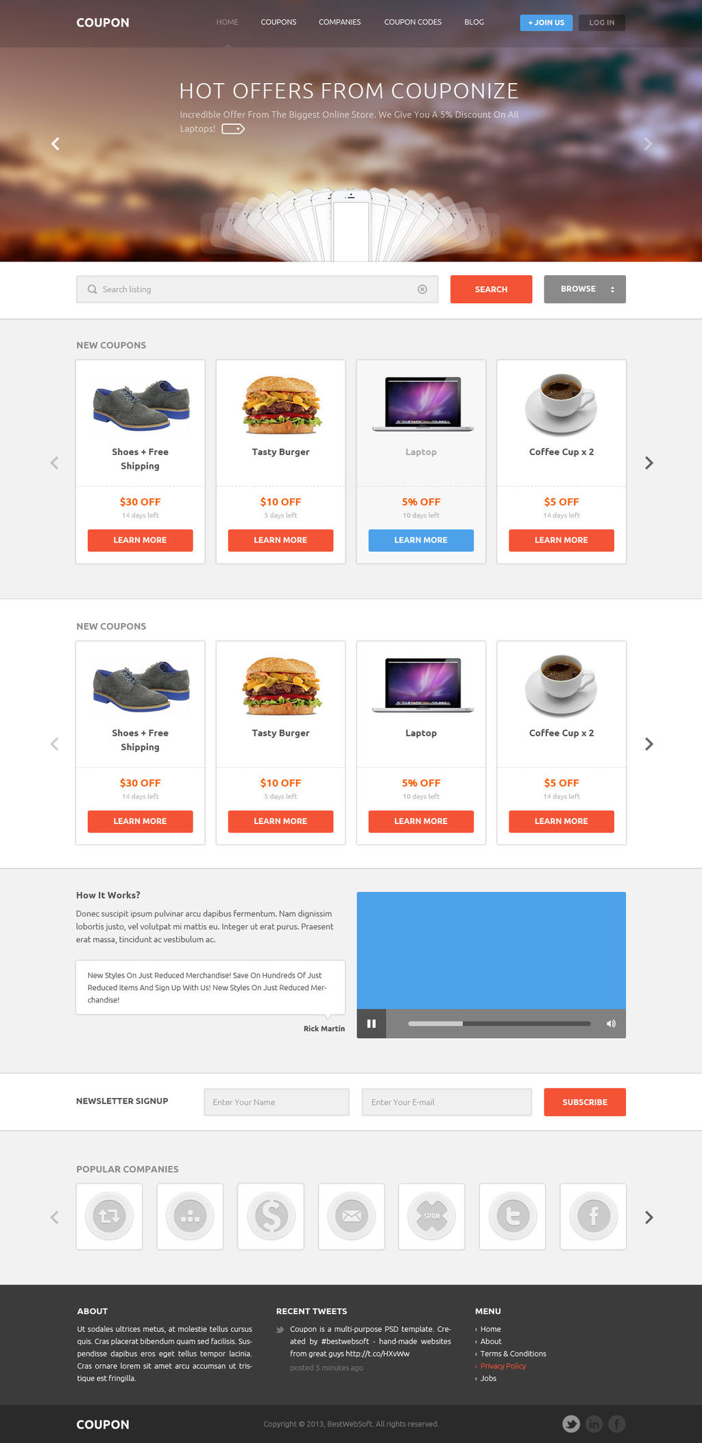 How to use a WIX coupon