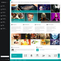 The Wetro a Creative WordPress Theme by the-webdesign