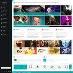The Wetro a Creative WordPress Theme