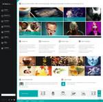 The Wetro a Creative WordPress Theme