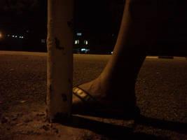 Foot by EdensForbiddenTree