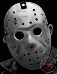 Jason Voorhees - Friday Part 3 by ScOttRa