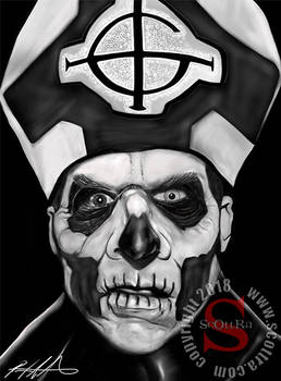Papa II Ghost BC by ScOttRa Monster Art