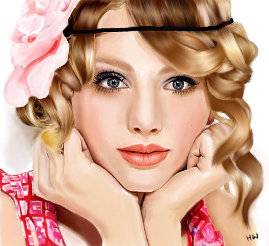 Taylor Swift by xXhayleyroxXx