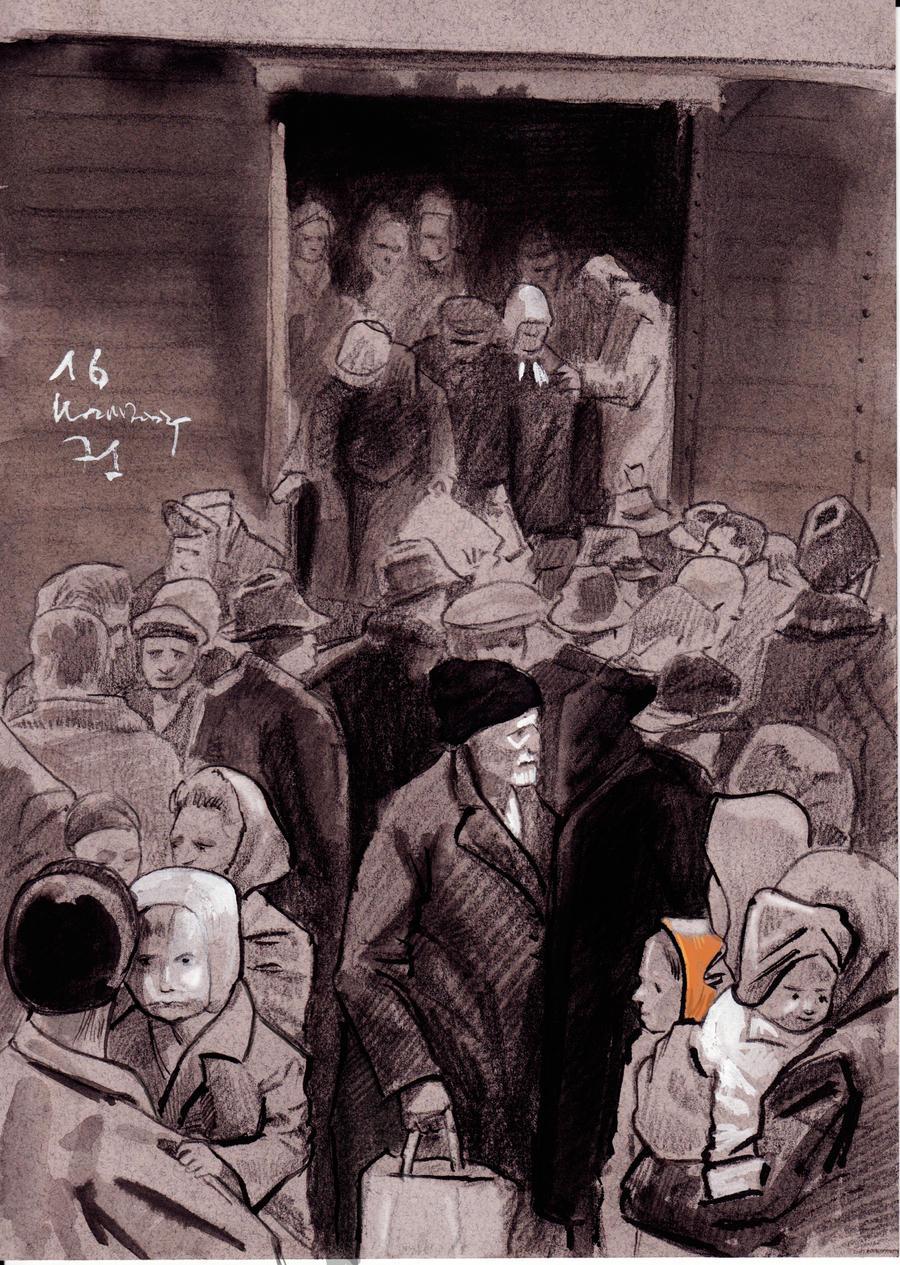 deportation by DeblendDe