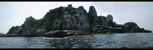 Seagull Island by bibiana-tenebra