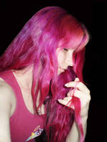 January, Pink by bibiana-tenebra