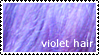 Stamp - Violet Hair by bibiana-tenebra