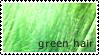 Stamp - Green Hair by bibiana-tenebra