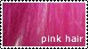 Stamp - Pink Hair by bibiana-tenebra