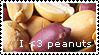 Stamp - I love Peanuts by bibiana-tenebra
