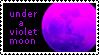 Stamp - Under a Violet Moon by bibiana-tenebra