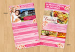 Hotel - Mothers Day Flyer by bibiana-tenebra