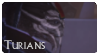 Turians Stamp by IndigoWolfe