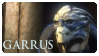 Garrus Stamp by IndigoWolfe
