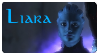 Liara Stamp by IndigoWolfe